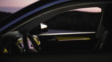 Volkswagen T-Roc teaser interior