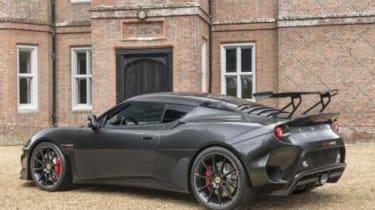 Lotus Evora GT430 - rear