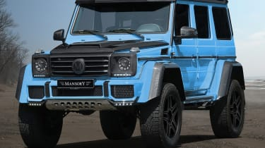 Mansory G500 4x4² - front