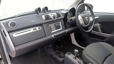 Used Smart ForTwo - dash