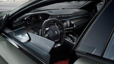 Peugeot 508 SW - cabin
