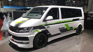 ABT e-Transporter - Geneva front
