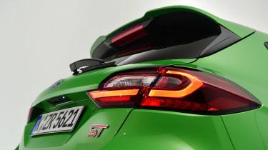 Ford Fiesta ST facelift - rear light