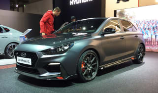 Hyundai i30 N Project C - Frankfurt front