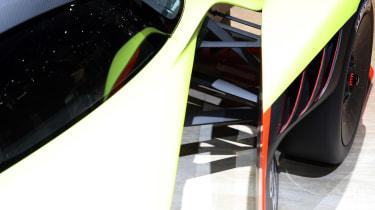Aston Martin Valkyrie ARM Pro - Geneva detail