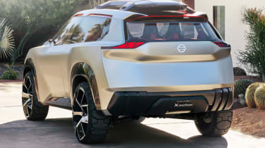 Nissan Xmotion Concept - rear