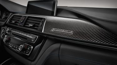 BMW M3 30 Jahre UK edition - interior 2