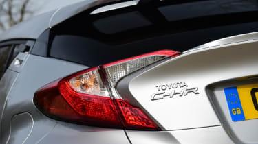Toyota C-HR - taillight
