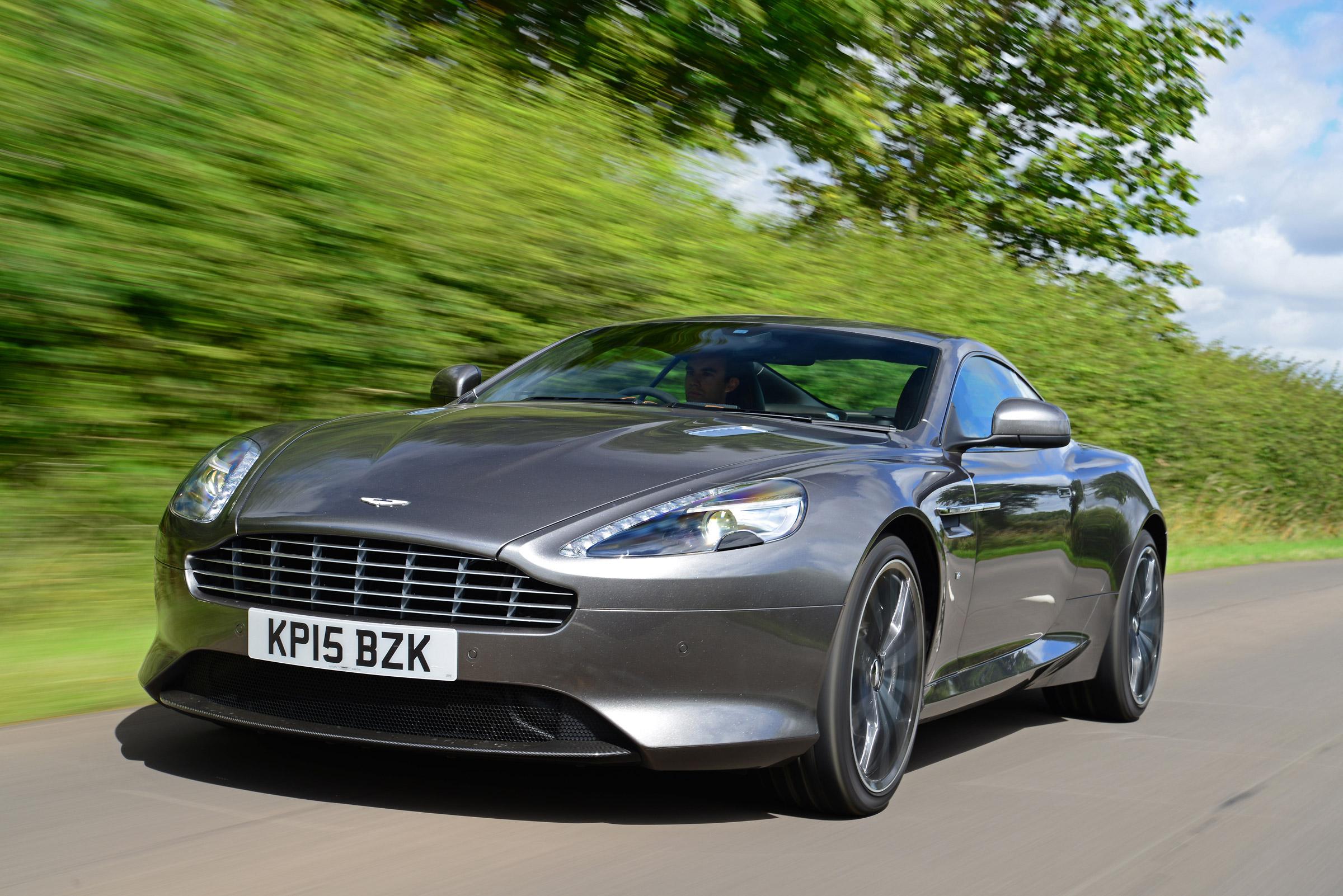 Aston Martin Db9 Gt 2015 Review Auto Express