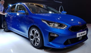 New Kia Ceed news story header