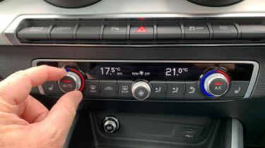 Audi Q2 35 TFSI long termer - final report climate control