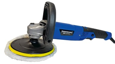 Silverline rotary polisher