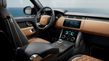 Range Rover SV Autobiography Ultimate - dash