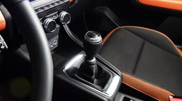 Renault Captur - transmission