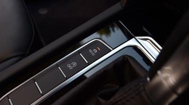 Volkswagen Arteon 1.5 petrol TSI buttons