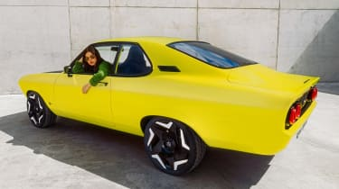 Opel Manta GSe ElektroMOD - rear