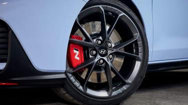 New Hyundai i30 N 2021 - wheel