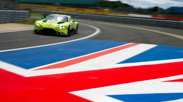 Aston Martin Vantage GTE - Silverstone
