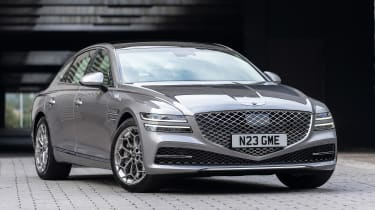 Genesis G80 - front static