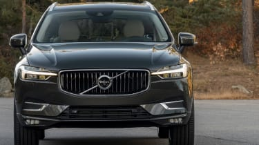 Volvo XC60 2017 - grey front