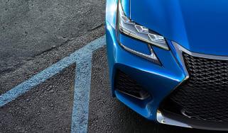 Lexus GS F teaser