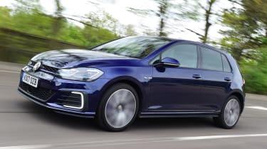 Volkswagen Golf GTE - front