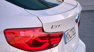 BMW 340i GT - spoiler down