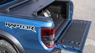 Ford Ranger Raptor - load bay