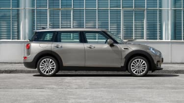 MINI Clubman City - profile