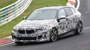 BMW M135i - spyshot 2