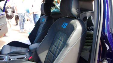 Volkswagen Golf GTI First Decade Worthersee reveal