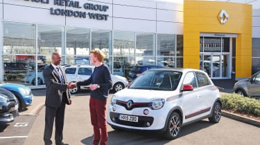 Renault Twingo long-termer