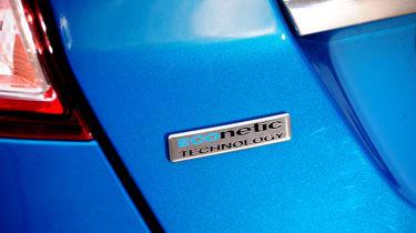 Ford Fiesta badge