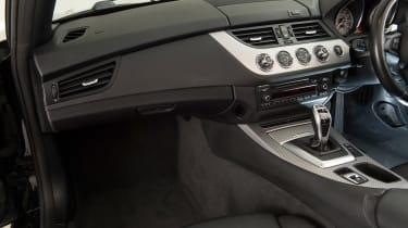 Used BMW Z4 - interior