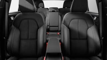 Volvo XC40 - seats