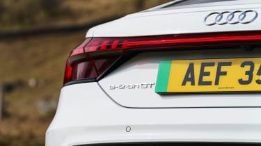 Audi e-tron GT - rear detail