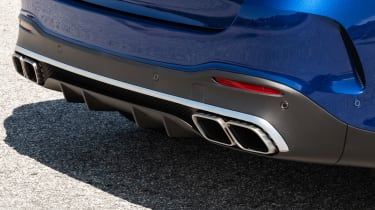 Mercedes-AMG GLE 63 S - exhausts