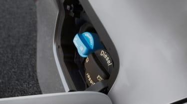 SEAT Ibiza diesel - diesel cap