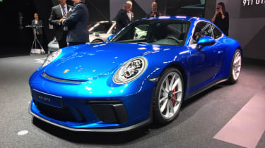 Porsche 911 GT3 Touring Frankfurt