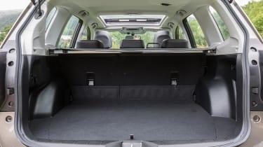 Subaru Forester - boot