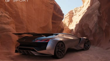 GT Sport 2016 - Peugeot Vision GT