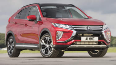 Mitsubishi Eclipse Cross - static front