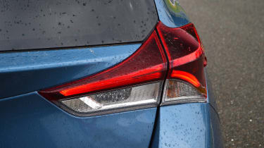 New Toyota Auris 2015 taillight
