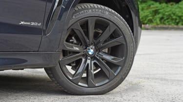 Used BMW X6 - wheel