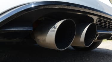 Mountune VW Golf R - exhaust