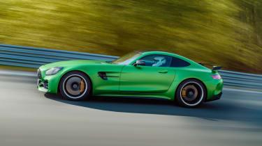 Mercedes-AMG GT R - side