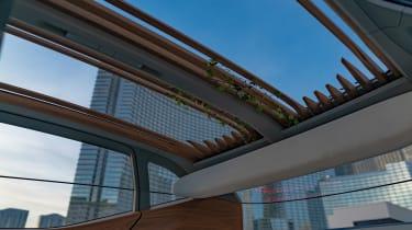 Audi AI:ME concept - roof