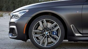 BMW 7 Series 760Li - wheel