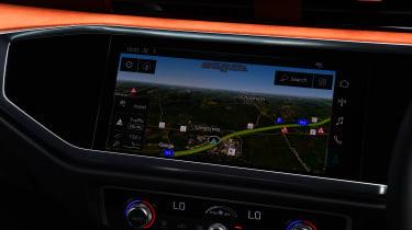 Audi Q3 - screen