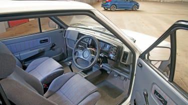 Ford Fiesta XR2 - dash